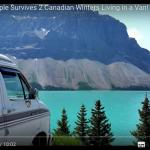 カナダのバン生活