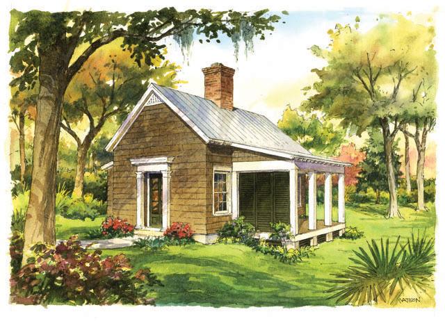 タイニーハウスのイメージ