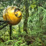 球体の小屋