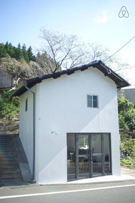 高知県-隠れ家-蔵-Airbnb