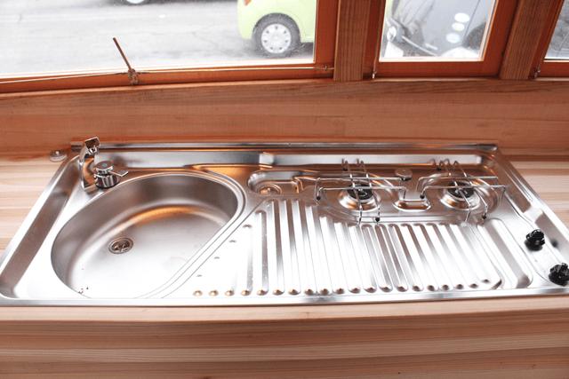 木製キャンピングトレーラーBaske-T60-内装