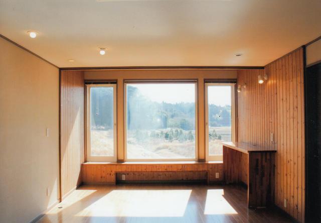 千葉県茂原市-中古住宅-広い窓