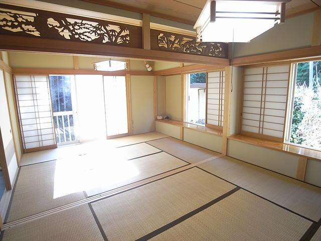 静岡県伊豆の国市-中古戸建和室