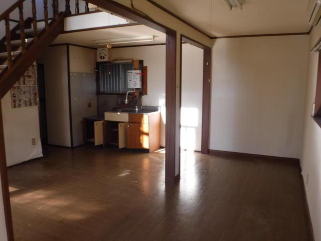 茨城県鉾田市-中古戸建-ダイニング