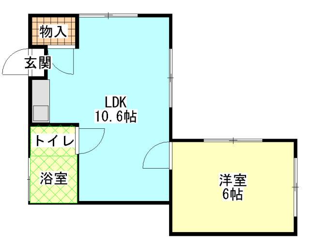 茨城県鉾田市-中古戸建-間取り