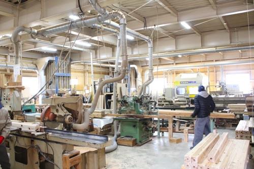 親和木材工業