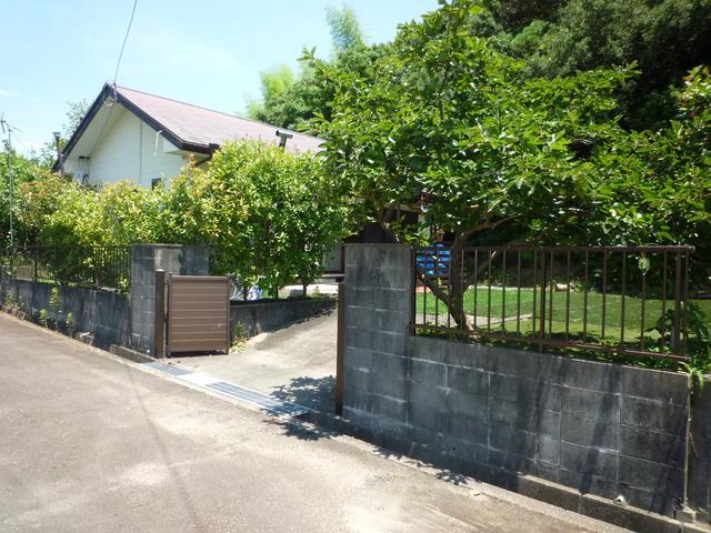 三重県志摩市-中古戸建庭