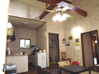 栃木県那須郡-中古戸建-洋室