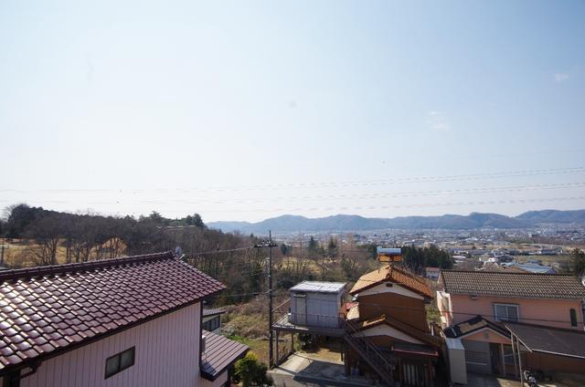 栃木県足利市-中古戸建て-赤い家-展望