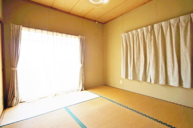 栃木県足利市-中古戸建て-赤い家-和室