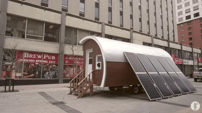 イノベーションポッド-タイニーハウス