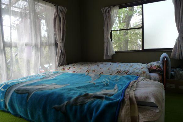 栃木県那須郡-中古戸建て-寝室