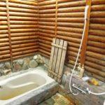 栃木県那須郡-中古戸建て-ログハウス-お風呂