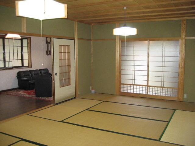 京都府京都市-中古戸建て-平屋-和室