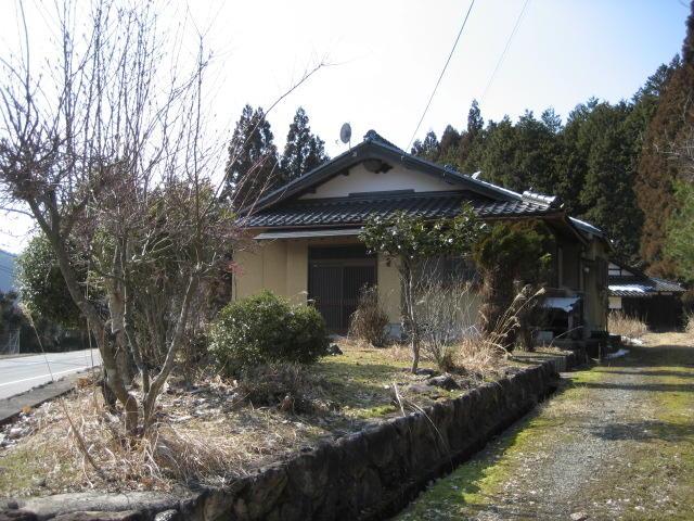 京都府京都市-中古戸建て-平屋