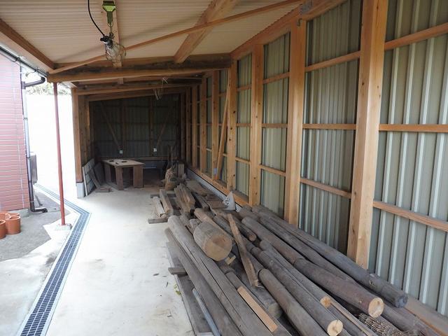 和歌山県日高郡印南町-中古戸建て-作業場