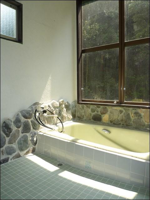 和歌山県伊都郡九度山町-中古戸建て-お風呂