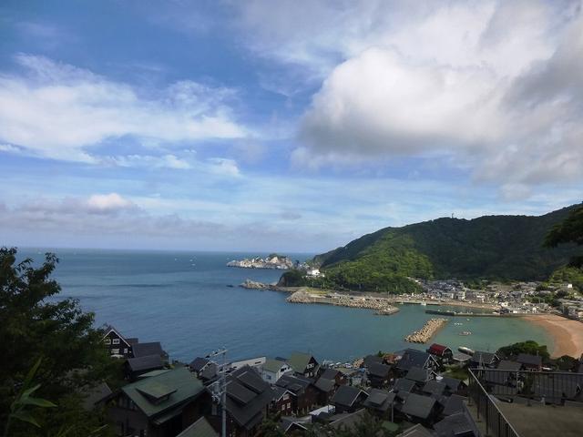 和歌山県由良町-中古戸建て-眺め
