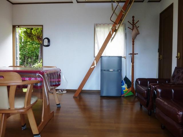 和歌山県由良町-中古戸建て-室内