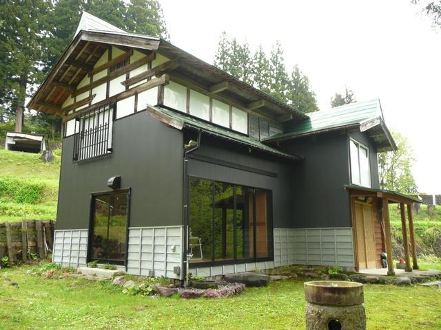 新潟県十日町-中古戸建て-外観