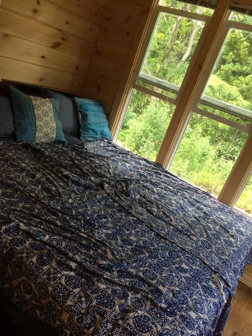千葉県富津市-Airbnb-寝室