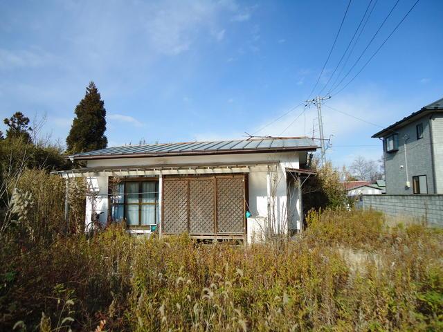 宮城県遠田郡-中古戸建て-外観