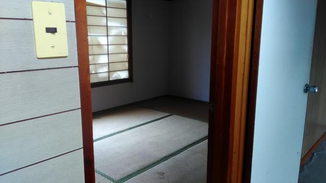 秋田県秋田市-中古戸建て-和室