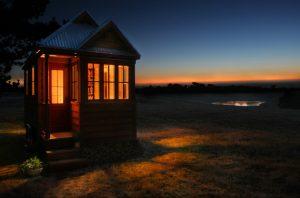 照明・電球がおしゃれで素敵なタイニーハウス8選