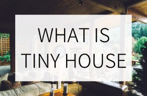 タイニーハウスでの暮らしについて。