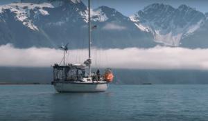「ずいぶん節約できる」セイルボートで暮らすカップル