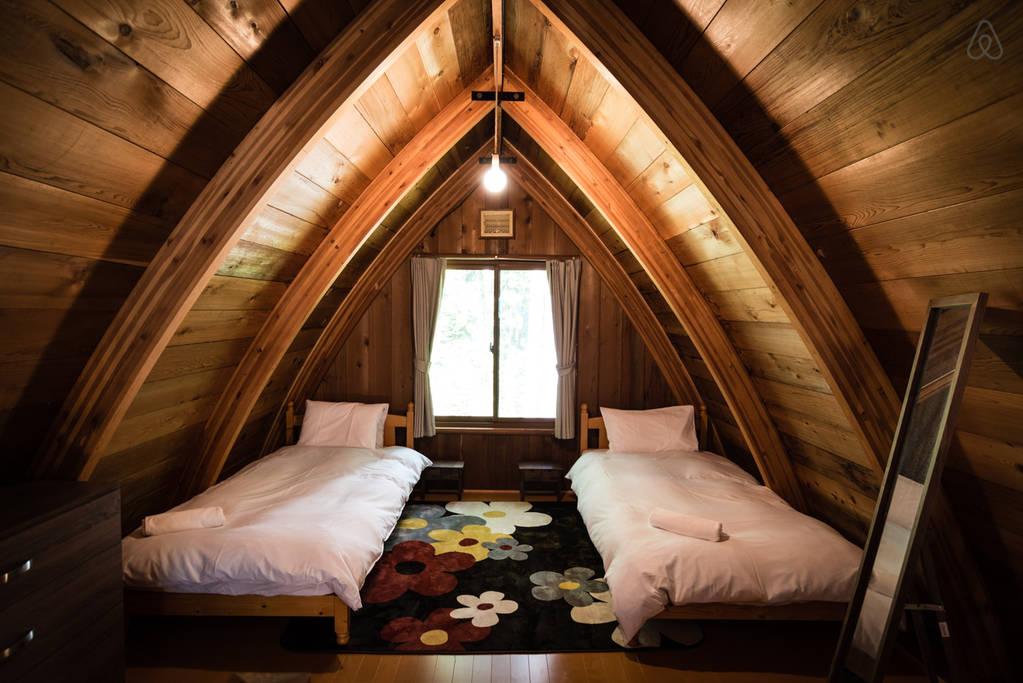 長野県白馬村-ロッジ-Airbnb