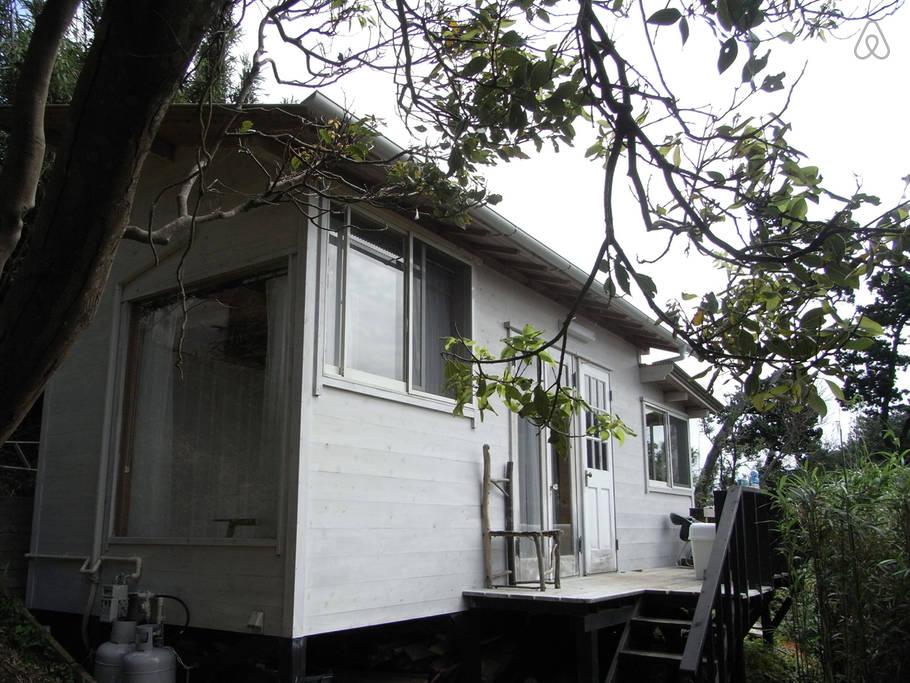 静岡県下田市-スモールハウス-Airbnb
