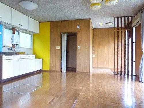 栃木県日光市-小さな家-内装