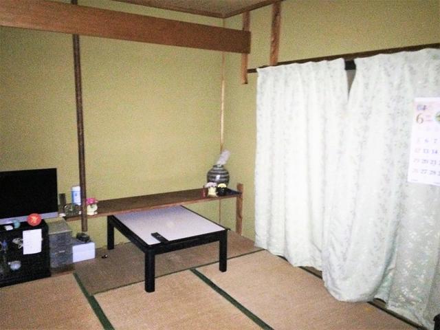 三重県志摩市-2k-小さな家-室内