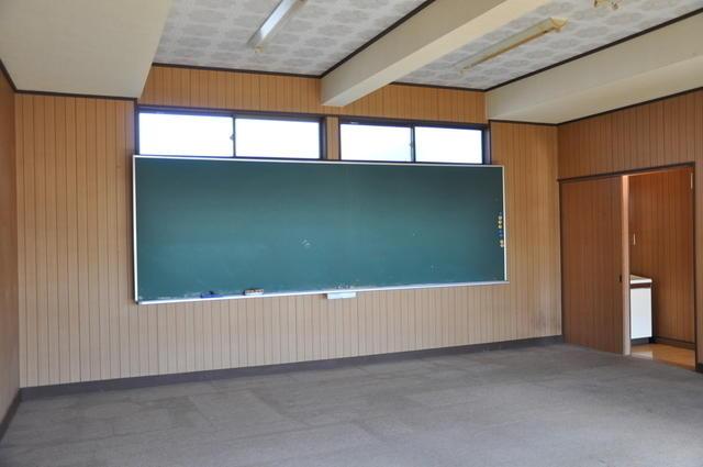 千葉県山武郡-中古戸建-黒板