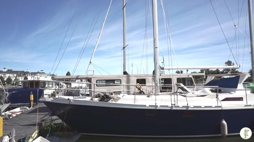 セイルボート-シンプルライフ