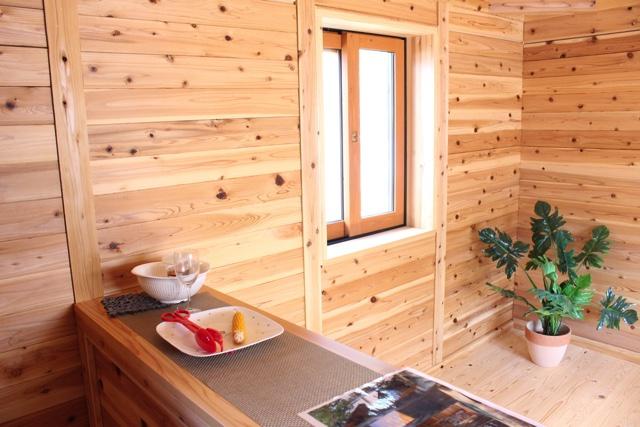 親和木材工業のキットハウス