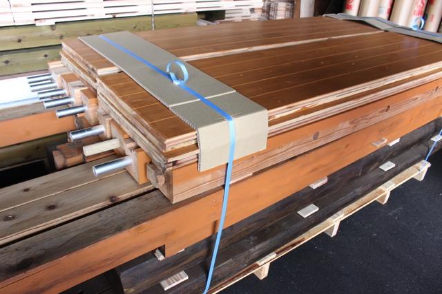 親和木材工業-木材