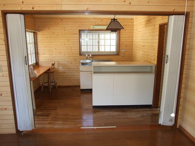 茨城県鹿嶋市-中古物件-キッチン