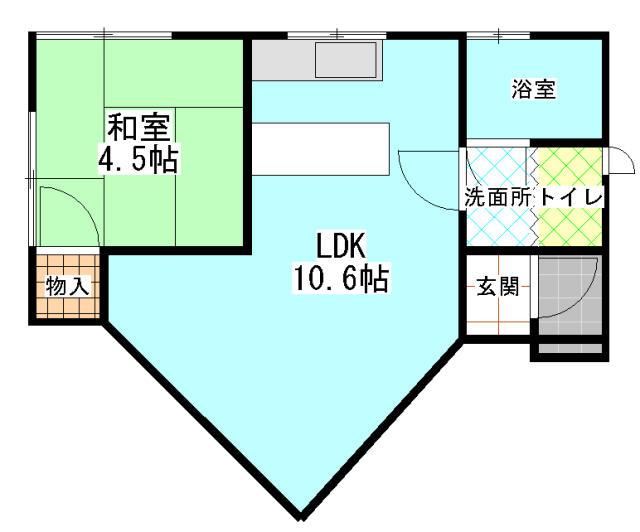 茨城県鹿嶋市-中古戸建-かわいい形