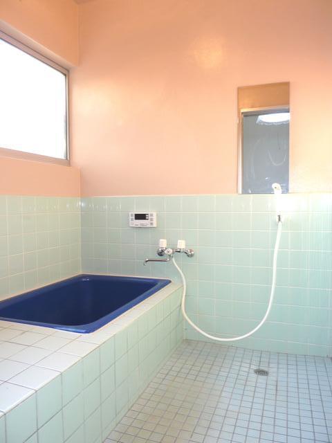 茨城県鉾田市-中古戸建-平屋お風呂