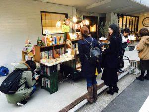 旅する本屋「放浪書房」〜革のトランクを1個買って始めた〜