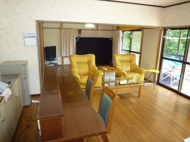 三重県志摩市-中古戸建て室内