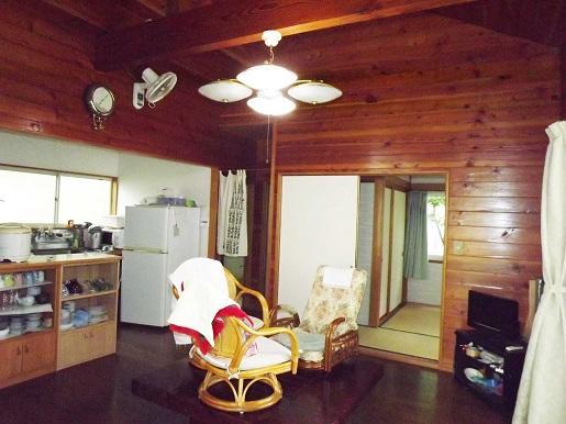 栃木県那須郡-中古戸建て室内