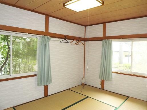 栃木県那須郡-中古戸建て和室
