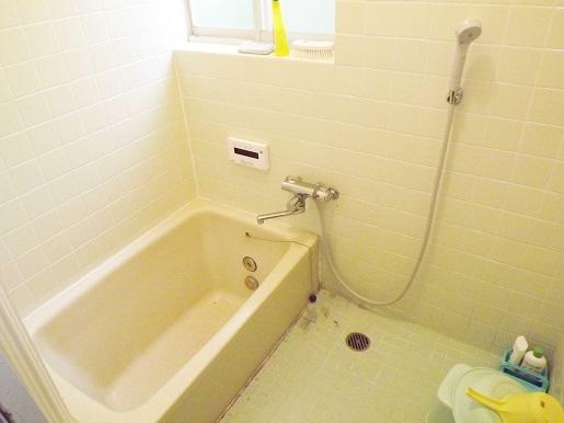 栃木県那須郡-中古戸建て風呂