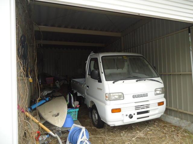 滋賀県高島市-中古戸建て-倉庫