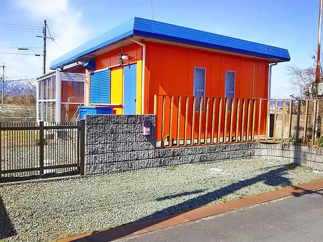 滋賀県高島市-中古戸建て-オレンジハウス