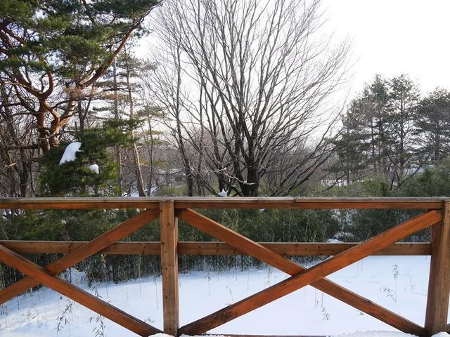 栃木県那須郡-中古戸建て-テラス