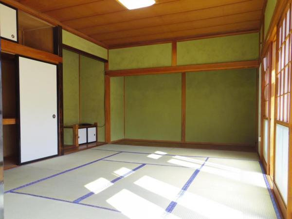 栃木県塩谷郡-中古戸建て-和室